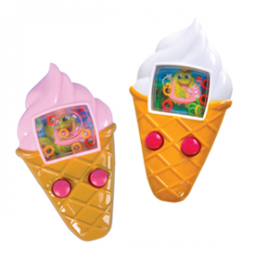 "4"" Ice Cream Water Game"