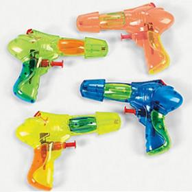 Plastic Squirt Guns