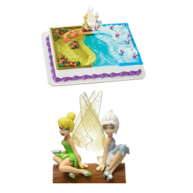 Disney Fairies Tinker Bell and Periwinkle