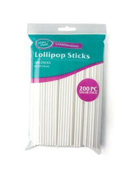 "6"" Lollipop Sticks"