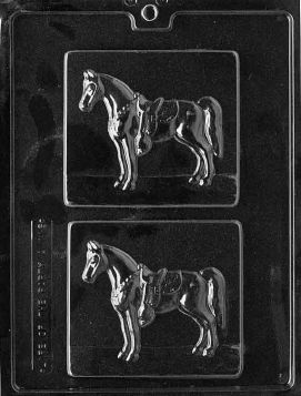 Horse Chocolate Molds