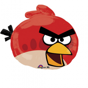 Angry Bird Red Jumbo Foil Balloon