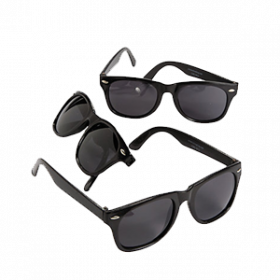 Black Nomad Spy Sunglasses