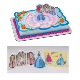 Disney Princess Cinderella Transforms