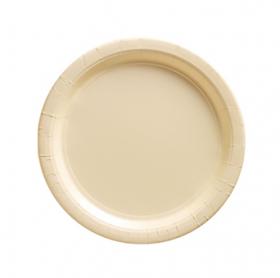 Vanilla Crème Dessert Plates 20ct
