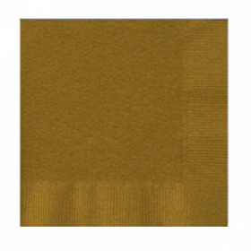 Gold Sparkle Lunch Napkins 50Ct