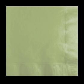 Leaf Green Lunch Napkins 50Ct