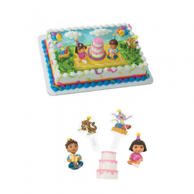 Dora the Explorer Birthday Celebration