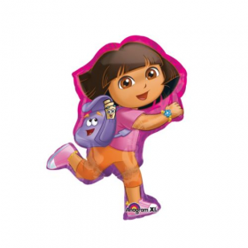 Dora Jumbo Foil  Balloon