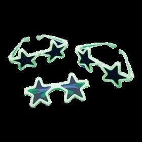 Glow Star Sunglasses