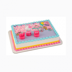 Hello Kitty Stamper PhotoCake