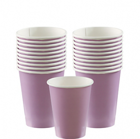 Lavenders Paper Cups 20ct