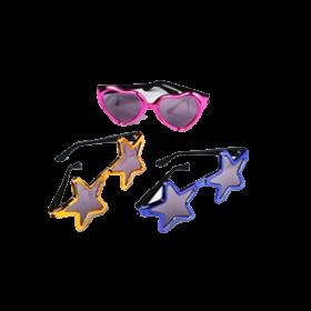 Metallic Sunglasses (1doz)