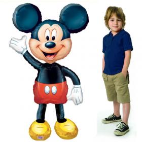 Mickey Jumbo Airwalker Foil  Balloon