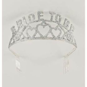 Bride to Be Glitter Tiara