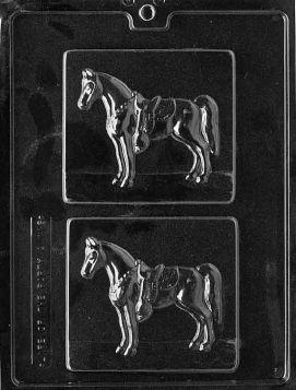Horse Chocolate Molds