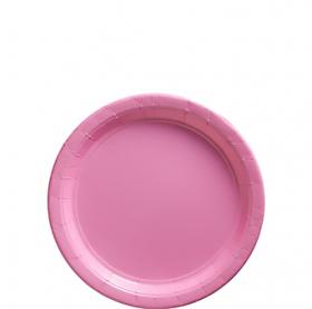 New Pink  Dessert Plates 20ct