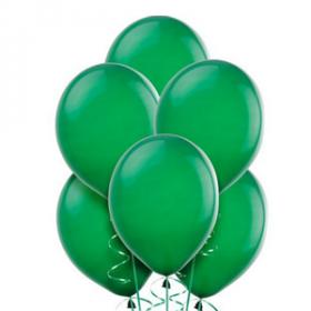 Festive Green Balloons 15ct