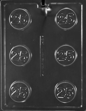#25 Sandwich Cookie Mold
