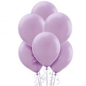 Lavender Balloons 72ct