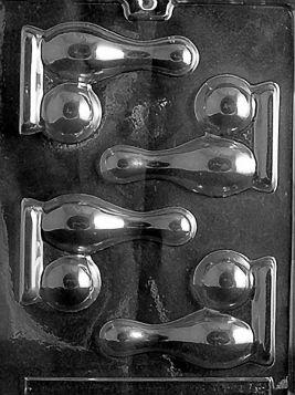 Bowling Pin, Ball Chocolate Mold Set