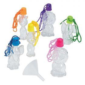 Safari Sand Art Bottle Necklaces 1dz