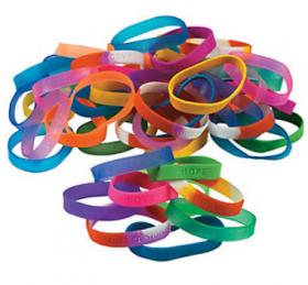 Sayings Bracelet Mega Assortment 100ct