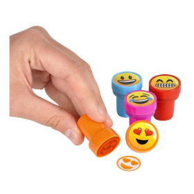"1.38"" Emoticon Stampers 2dz"