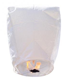 Sky Lantern-White