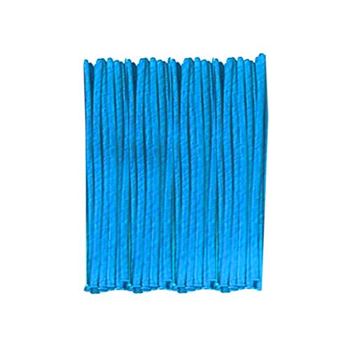 Light Blue Twist Shape Balloons Pack Of 20