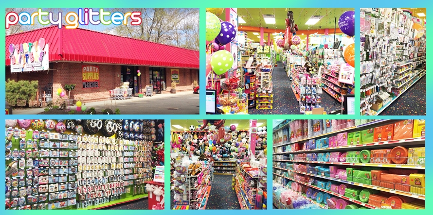 Party Glitters | Party Supplies | Decorations | Costumes